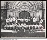 University of Toronto First Rugby Team, 1914