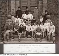 University of Toronto Rugby Football Team, 1904