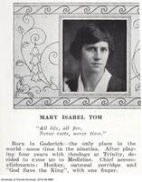 Mary Isabel Tom