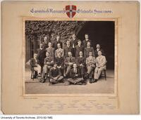 Cavendish Research Students, June 1908