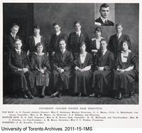 University College Fourth Year Executive