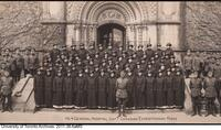 No. 4 General Hospital, University of Toronto Canadian Expeditionary Force ca. 1916