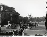 "Centenary Parade, Oct. 6 1927 - ""University College"""