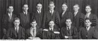 University College Literary and Athletic Society Executive 1932-1933