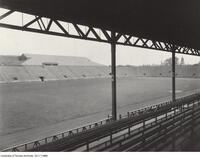 Section of Stadium from pt. n.w., June, 1927