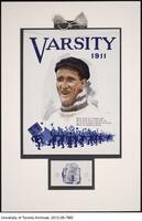 """""""Varsity '11"""" souvenir calendar, 1911"""