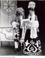 Scene from the 1934 Hart House production of Michael.