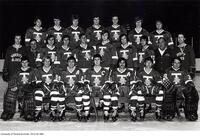 University of Toronto Hockey Team 1971-1972