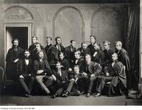 University College Graduating Class of 1871