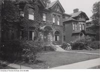 128 and 130 St. George St. - Alpha Delta Phi House