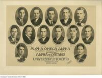 Alpha Omega Alpha Honorary Medical Fraternity