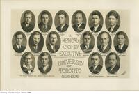 Medical Society Executive, University of Toronto