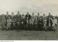 Meeting of the Defence Research Board