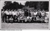 Symposium on Herring, 1958 St. Andrew's New Brunswick