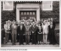 Annual Meeting of the Wood's Hole Oceanographic Institute
