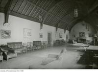 Music Room, Hart House, looking south.