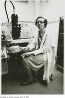 Ursula Franklin, Professor of Materials Science