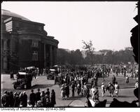 Centenary Parade, University of Toronto, Oct. 6 1927