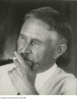 Professor of mining engineering, H. E. Haultain