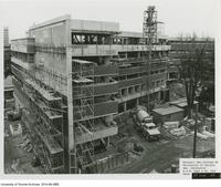 New College construction