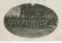 University of Toronto company, Queen's Own Rifles at Stratford