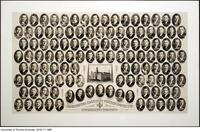 Faculty of Medicine. Graduating Class of 1935