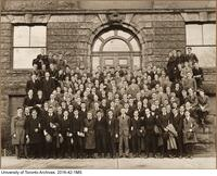Class of 1923, Faculty of Engineering