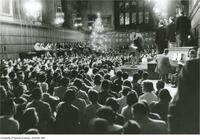Christmas Party in the Great Hall of Hart House