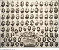 University of Toronto Medical Faculty, Class of 1900