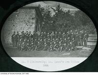 K Company in 1866 just after Ridgeway