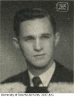 Graduation portrait of Norman Jewison