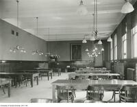 Faculty reading room of the Old Library