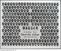 1977 Graduating Class, University College, University of Toronto