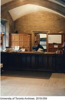 Porter's Desk, Hart House