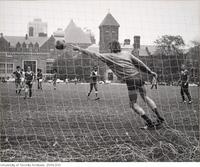 """Near Miss"" - Hart House Camera Club exhibit photograph"