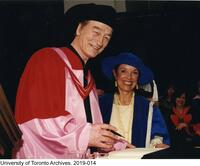 Stompin' Tom Connors receives an honorary degree