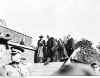 1951 Royal Visit of Princess Elizabeth and the Duke of Edinburgh